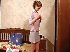 Espionando uma namorada babá