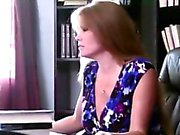 Hot cougar Darla Crane gives private class of sex education