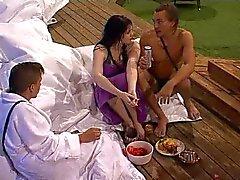 Grote Broter Finlan 2008 - BJ naakt in de sauna