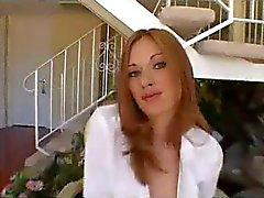 Redhead Kesakkoinen Schoolgirl Allison DPD