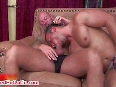 Dominik Rider and Dan Rhodes fucking
