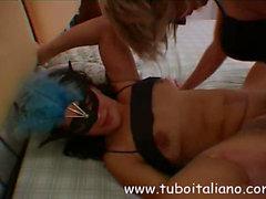 Pipi: Esposa italiana caliente de