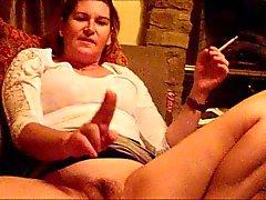 Mein Weib total Mütter schmutzig reden masturbiert Saugen Dick !