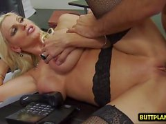 Hot doctor pov with facial