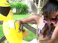 Thailändsk tjej Alexa Kee 04