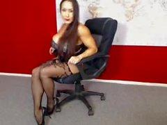 Denise in webcam 2015/03/24