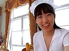 softcore asien Dienstmädchen Rockes damenslip necken sie