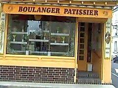 Di avventure in un Bakkery francesi .