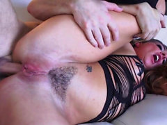 Nasty girl craves for anal sex