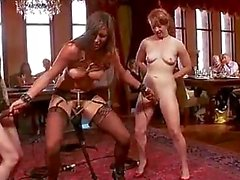 Two Attractive Girl Abused At The Party