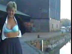 Bretagne Sara , un tour sur les quais