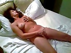 He films his wife masturbation