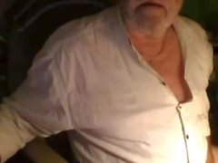 дедуля ход на веб-камеру