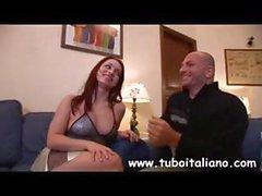 Chiara Italian Anal Casting