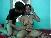 Indian new beautiful wife with jewellery big boobs large nipples sucked & fucked