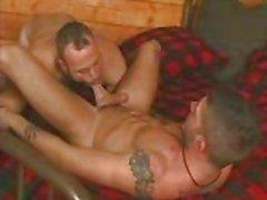 Homosexuell Xander Scott u. Riley Blake