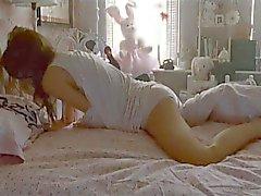 Natalie Portman Itsetyydytys Scene - Black Swan