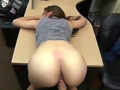 Fucked in her favorite pair of heels! xp14866