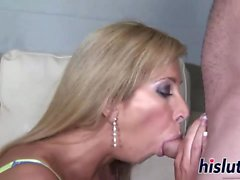 Incredible screwing session with a fabulous cougar