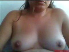 # 0339 - Skype chica divirtiéndose