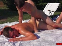 Fun in the Sun w / Topolino Knox e di Zach di Taylor