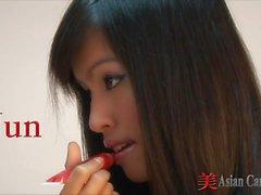 Amateur Thailand Bar Girl