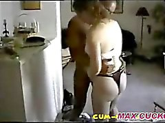 Husband Record Vidéo de BBC Fuck his Wife