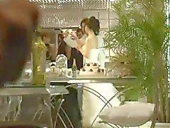 Fanculo secret con Es nella sua cerimonia nuziale tre
