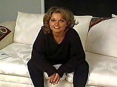İngiltere eski bir bayanla casting Açık Renkli