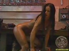Action girl Susana Spears