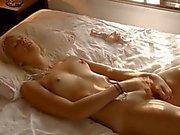 Young Blonde Masturbation PT 1