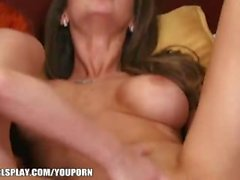 Emily Addison gets Piper Fawn to sit on her face until she cums