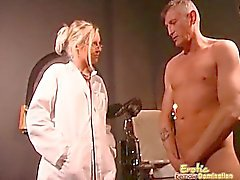 femdom fetishes, German femdom, ballbusting, torture