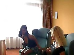 Festa de sexo AMADORES 30 em um quarto de hotel