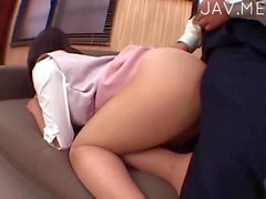 Von JAP schätzchen im Pantyhose hart durchgefickt 02