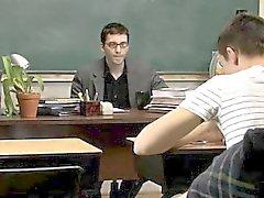 Gay секса Хорошие Twinks прежнему в классе когда Ева