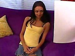 Blyg Marissa 's första Casting ... F70