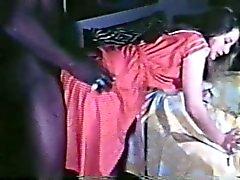 King Paolo si scopa chick di giarrettiera rosso