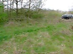 Franse slet A3 beurette auto