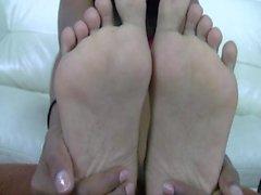 Krista Feet
