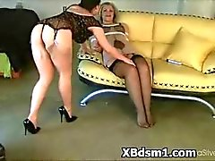 Sanción Sadomaniac BDSM Hoe Detalle de