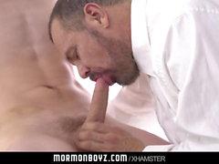 МормонБойз - Мормон имеет секретный секс с папой