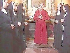 Pauselijke conclaaf orgie - Live from Vaticaan