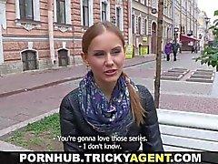 Tricky Agent - Godsend junge Muschi