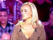Cecile de Menibus Huge boobs 3 french presenter compilation