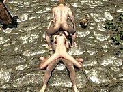 Ember fickt Skyrim - Episode 1