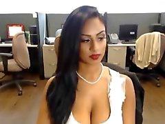 Di Sexi Desi Cagna sulla Skype 4