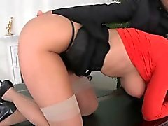 Italian mom close up pussy