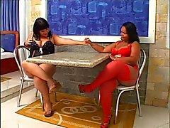 Linette & Natalia - paffuto brasiliano