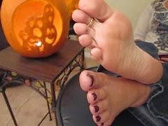 Trick or Treat Cum On Soles